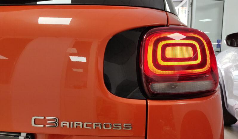 Citroen C3 Aircross pieno