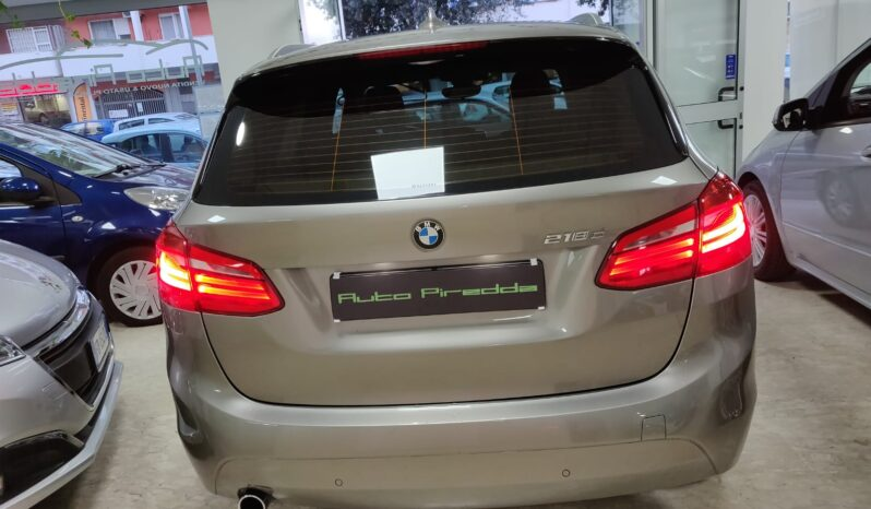 Bmw 218 d Active Tourer Luxury pieno