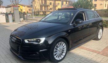 Audi A3 SPB 2.0 TDI S tronic Sline pieno