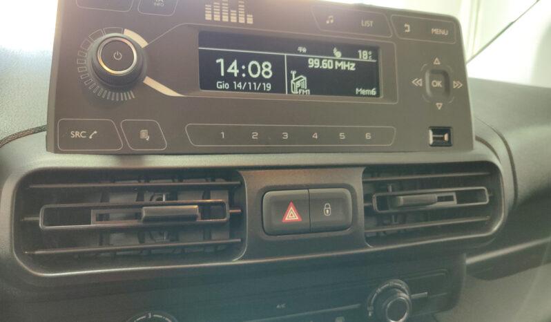 Citroen Berlingo 1.6 BlueHDi 100 3 Posti S&S Van M pieno