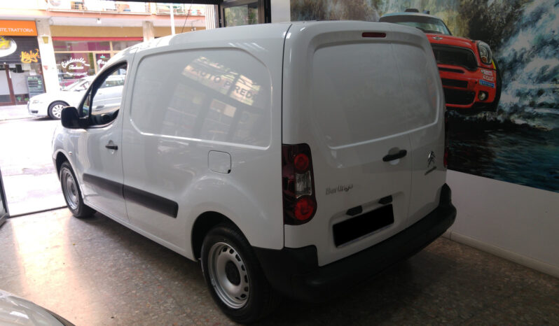 Citroen Berlingo 1.6 BlueHDi 100 Van 3 posti Club L1 pieno