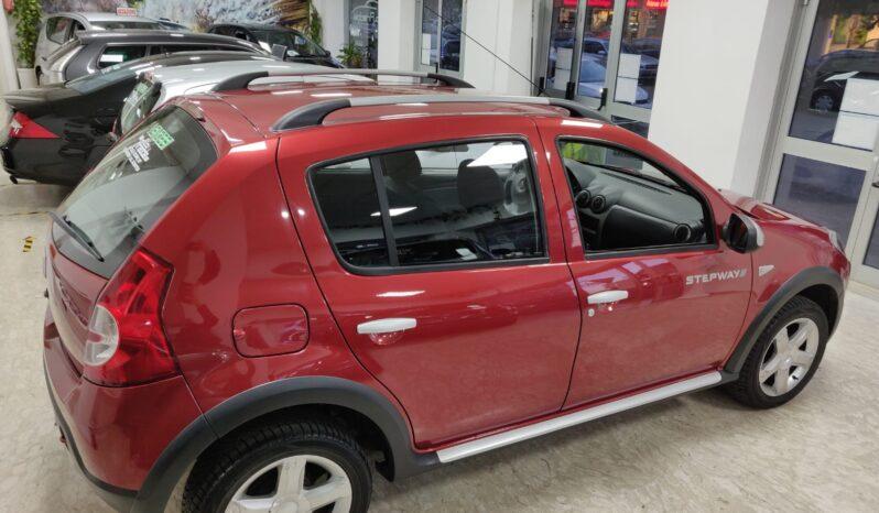 Dacia Sandero Stepway 1.6 pieno