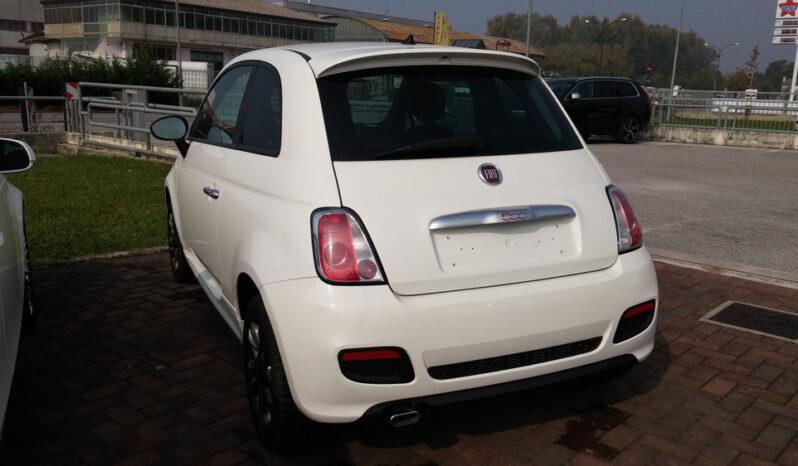 Fiat 500 Sport pieno
