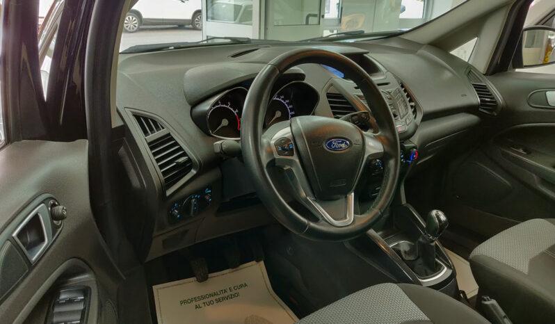 Ford EcoSport 1.0 EcoBoost pieno