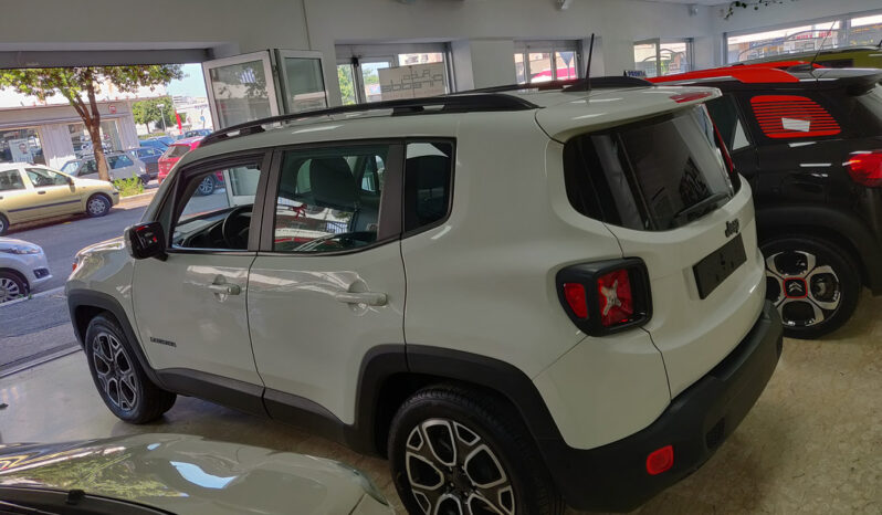 Jeep Renegade 1.6 Special Edition pieno
