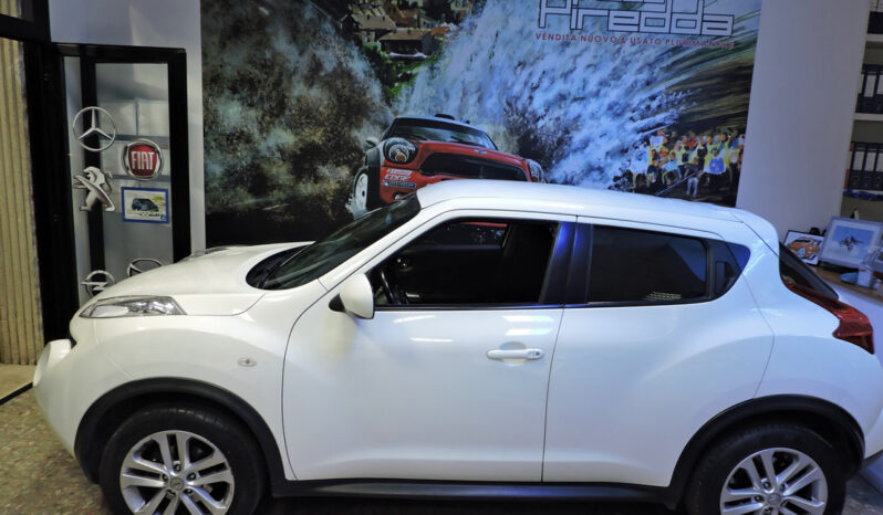 Nissan Juke Nuove usate km0 aziendali pieno