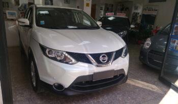 Nissan Qashqai aziendali pieno