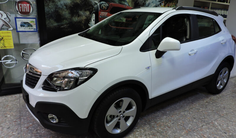 Opel Mokka pieno