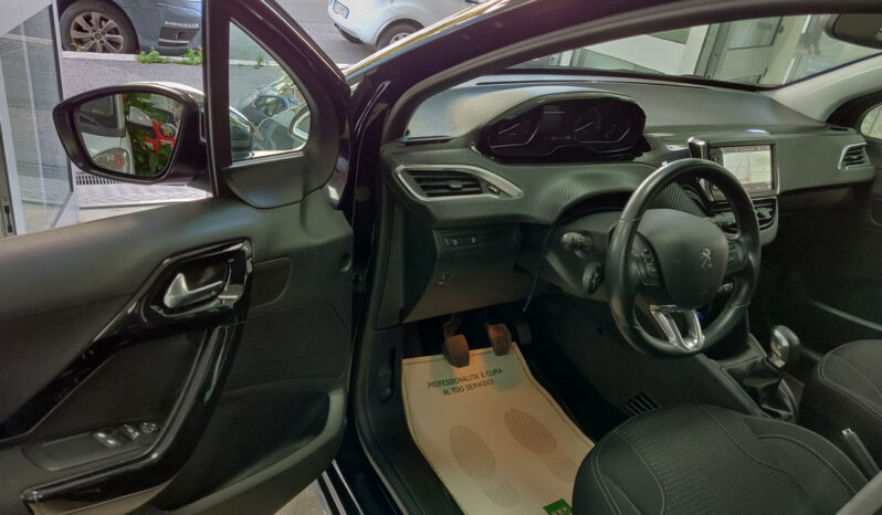 Peugeot 208 5 Porte Nuove usate km0 aziendali pieno