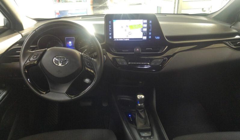 Toyota C-HR 1.8 Hybrid E-CVT pieno