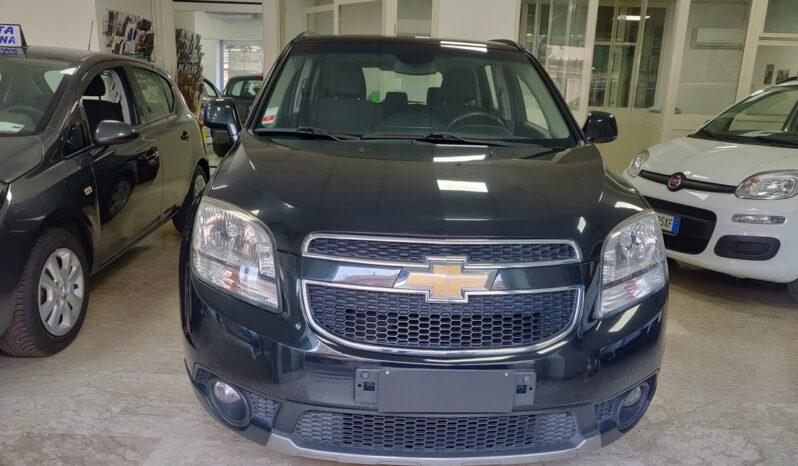 Chevrolet Orlando 2.0 LTZ 7 Posti pieno