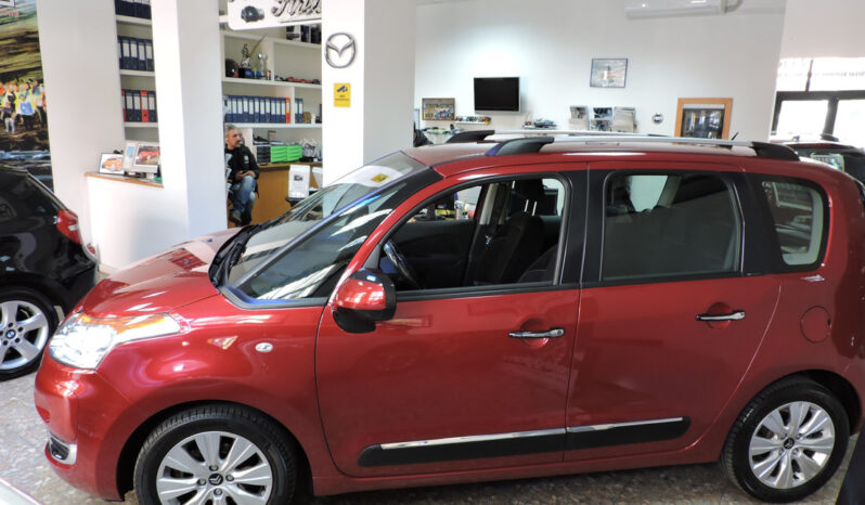 Citroen C3 Picasso Exclusive pieno