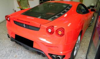 Ferrari F430 pieno