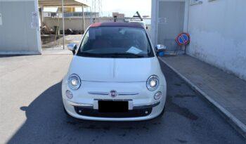 Fiat 500 C Cabrio pieno