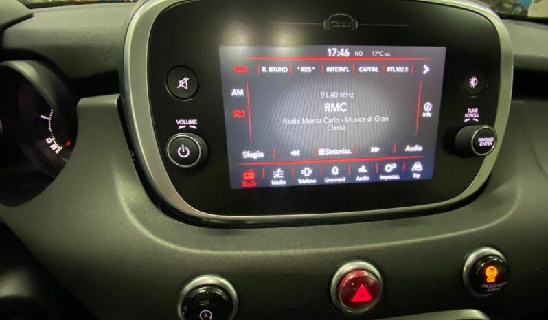 Fiat 500X 1.6 MultiJet DCT Cross pieno