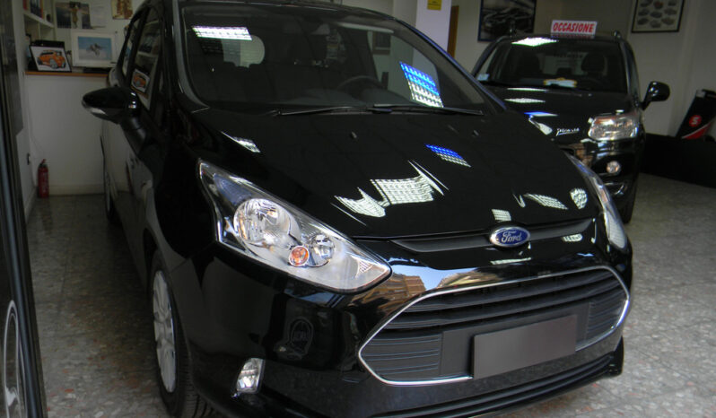 Ford B-Max Nuovo e Usato pieno