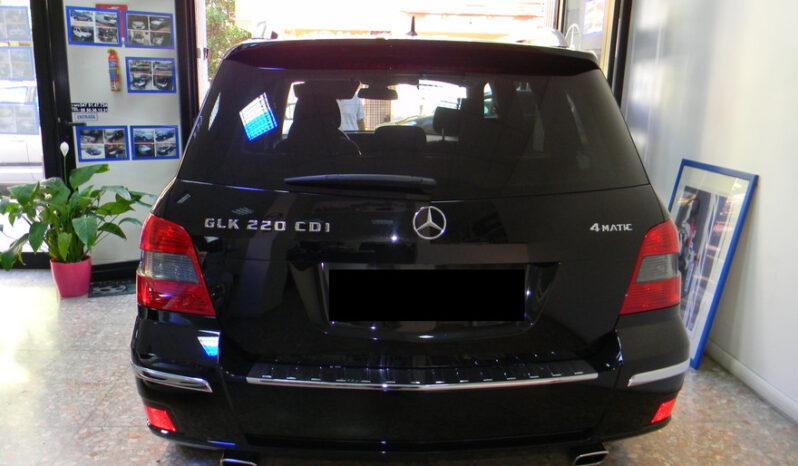 Mercedes-Benz GLK pieno