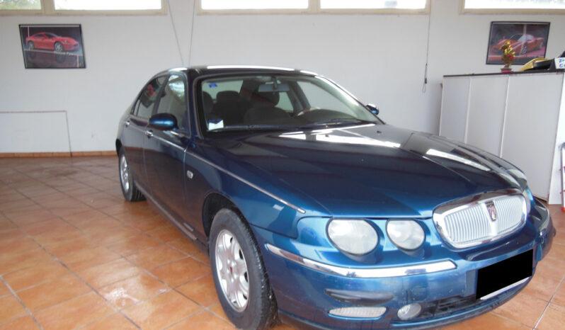 Rover 75 2.0 V6 GPL pieno