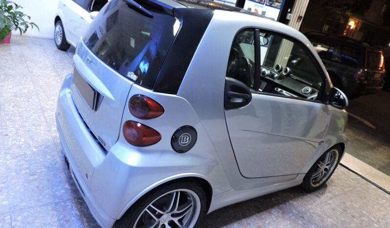 Smart Brabus ForTwo 1.0 coupé Xclusive pieno