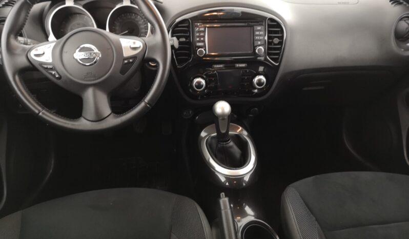 Nissan Juke 1.6 N-Connecta pieno