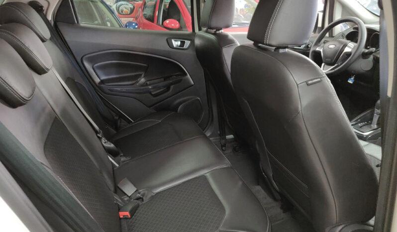 Ford EcoSport GPL Cambio Automatico pieno