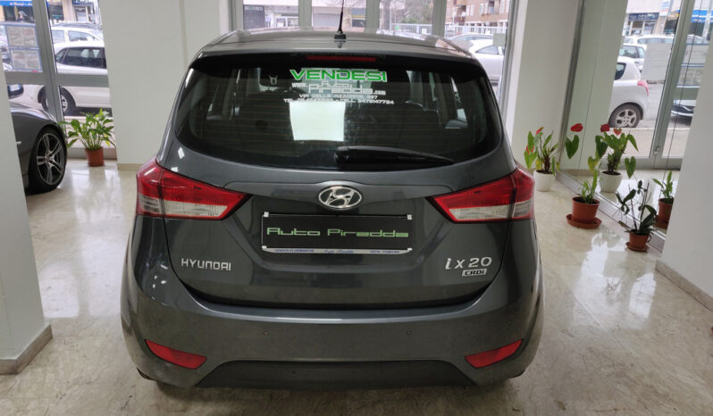 Hyundai ix20 1.4 CRDI 5 Porte pieno