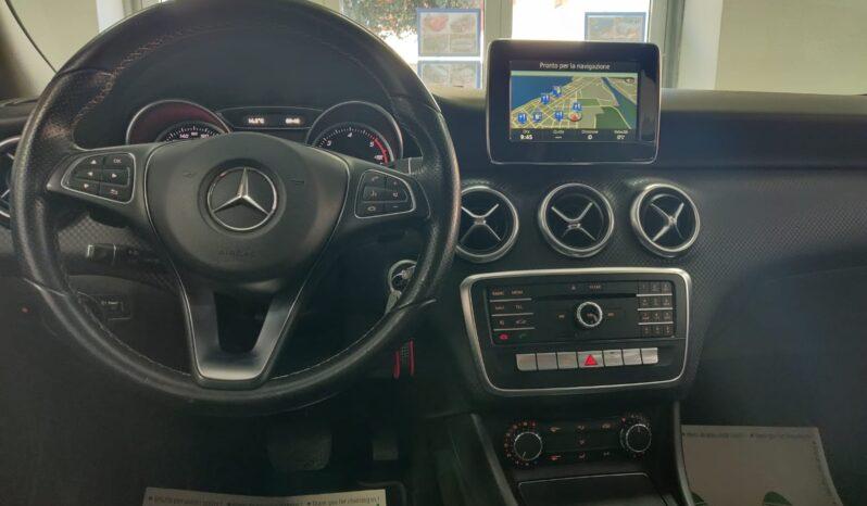 Mercedes-Benz A180 d Automatic pieno