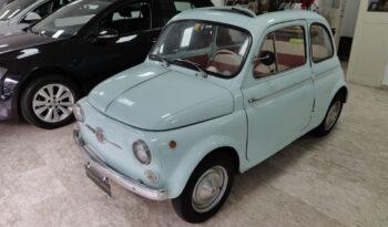 Fiat 500 D'epoca pieno