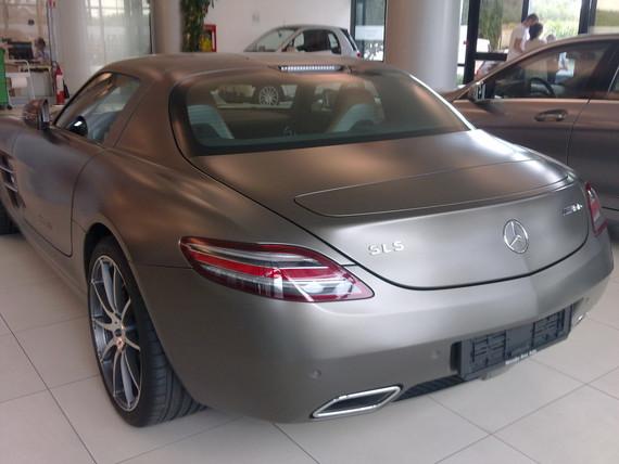 Mercedes-Benz Cls AMG 6.3 pieno