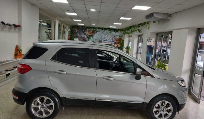 Ford EcoSport 1.5 TDCi Titanium pieno