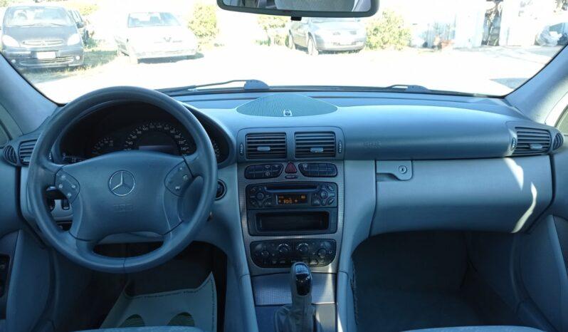 Mercedes-benz C 220 CDI S.W. Avantgarde pieno
