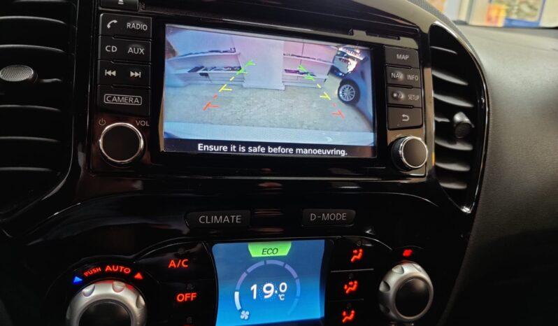 Nissan Juke 1.5 dCi Navigatore Telecamera pieno